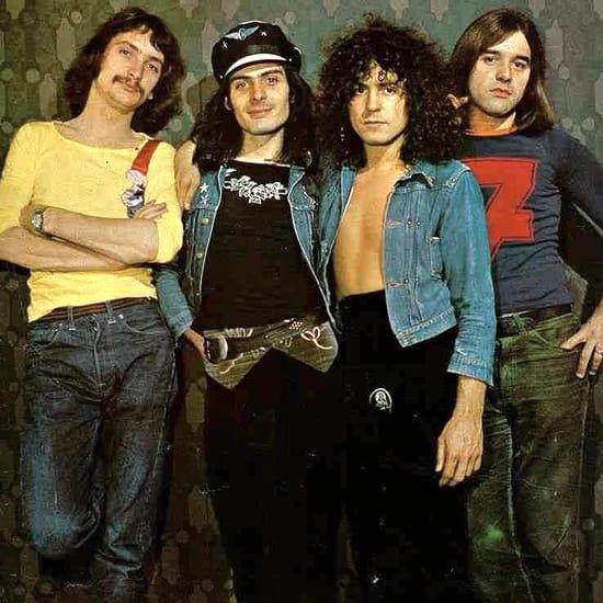 Marc Bolan And T-Rex MIDI files backing tracks karaoke MIDIs