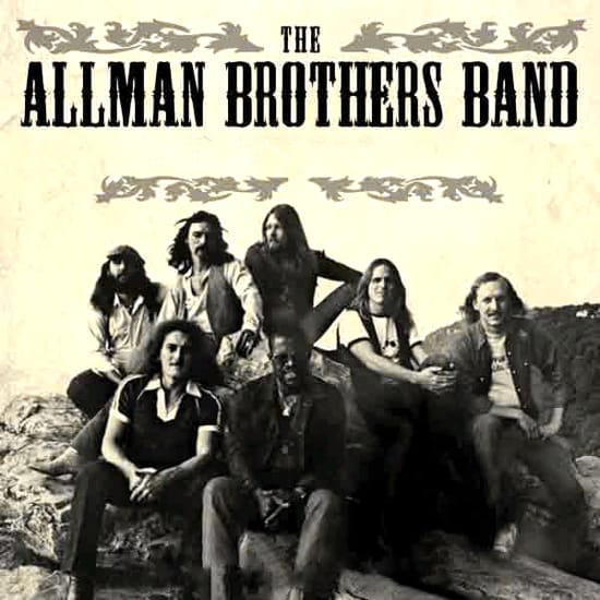 The Allman Brothers Band MIDI files backing tracks