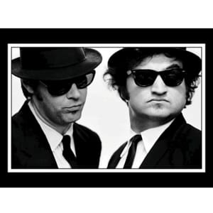 The Blues Brothers MIDI files backing tracks