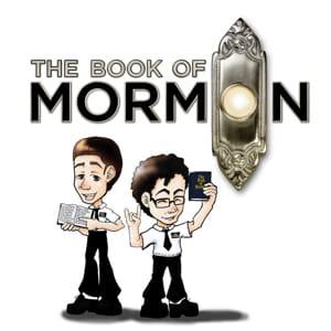 The Book Of Mormon MIDI files backing tracks