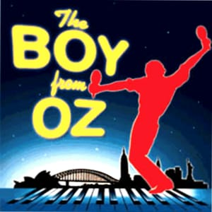 She Loves To Hear The Music The Boy From Oz midi file backing track karaoke