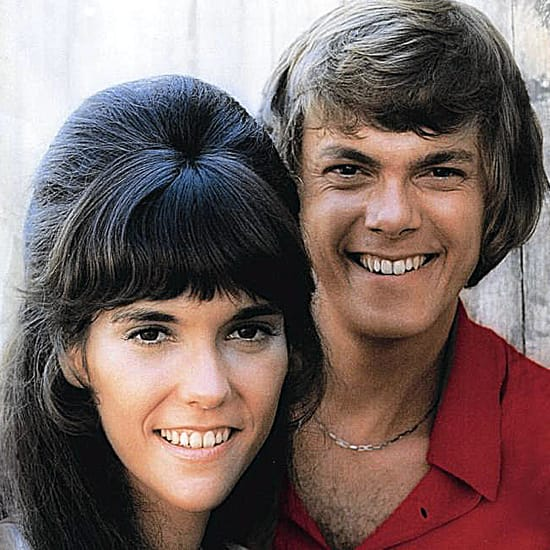 The Carpenters MIDI files backing tracks