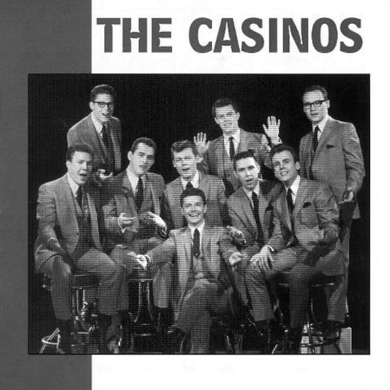 The Casinos MIDI files backing tracks