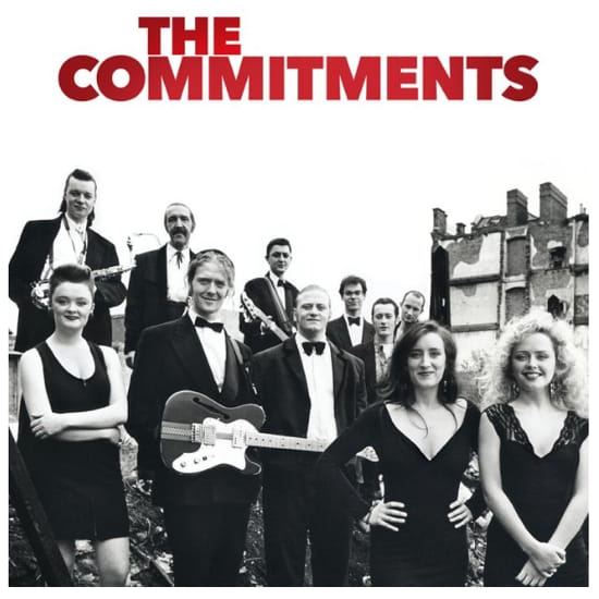 try a little tenderness the commitments midi file backing track karaoke
