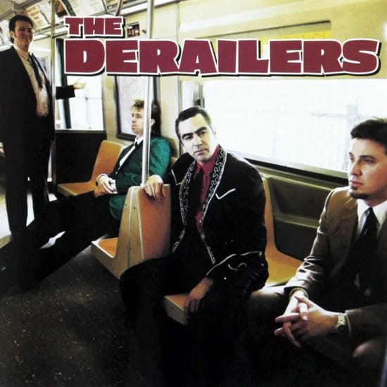 The Derailers MIDI files backing tracks