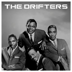 The Drifters MIDI files backing tracks