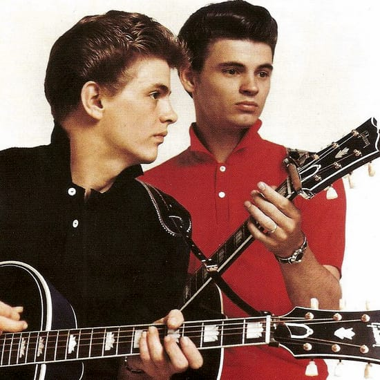 The Everly Brothers MIDI files backing tracks karaoke MIDIs