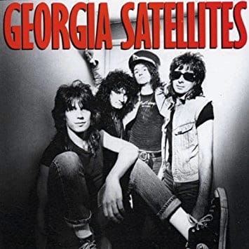 The Georgia Satellites MIDI files backing tracks