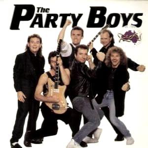 The Party Boys MIDI files backing tracks
