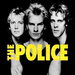 The Police MIDI files backing tracks