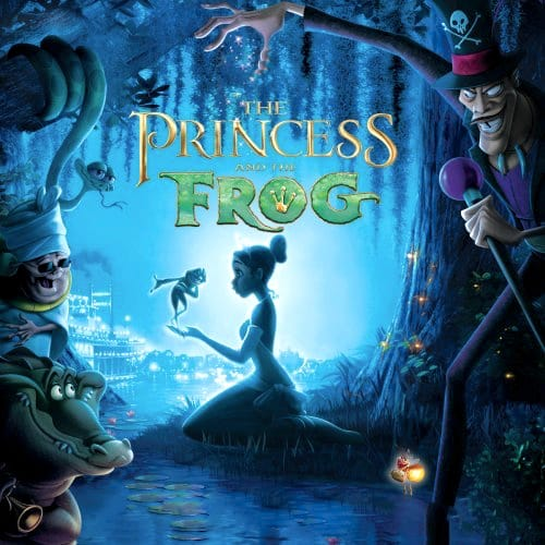 almost there the princess and the frog midi file backing track karaoke