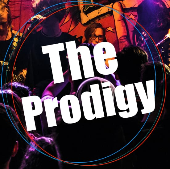 The Prodigy MIDI files backing tracks karaoke MIDIs
