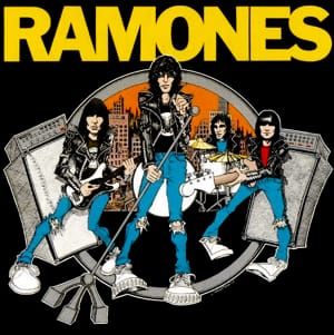 The Ramones MIDI files backing tracks karaoke MIDIs