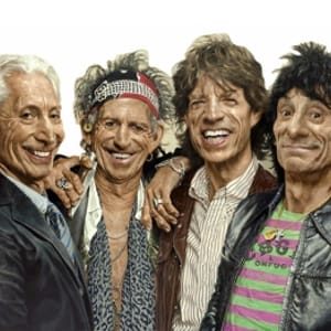 The Rolling Stones MIDI files backing tracks karaoke MIDIs