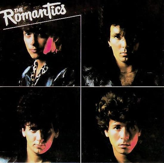 The Romantics MIDI files backing tracks