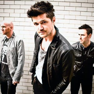 The Script MIDI files backing tracks