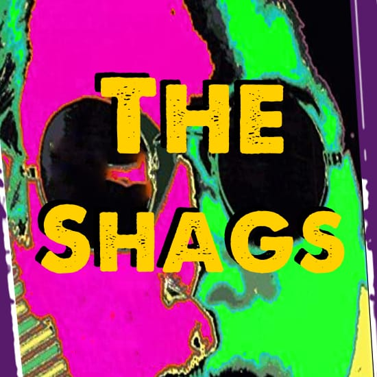 The Shags MIDI files backing tracks