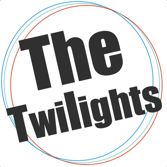 The Twilights MIDI files backing tracks