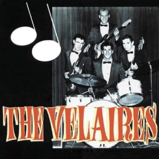 Roll Over Beethoven The Velaires midi file backing track karaoke