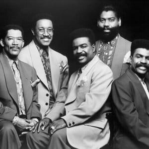 The Whispers MIDI files backing tracks