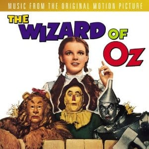 Wizard Of Oz - Musical MIDI files backing tracks