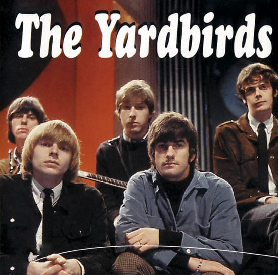 The Yardbirds MIDI files backing tracks