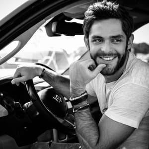 die a happy man thomas rhett midi file backing track karaoke