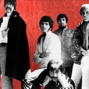Crimson And Clover Tommy James And The Shondells midi file backing track karaoke