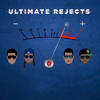Ultimate Rejects MIDIfile Backing Tracks