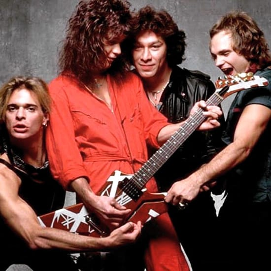 Van Halen MIDI files backing tracks