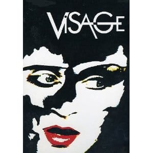 Visage MIDI files backing tracks karaoke MIDIs
