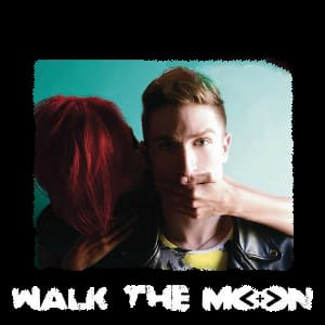 Walk The Moon MIDI files backing tracks karaoke MIDIs
