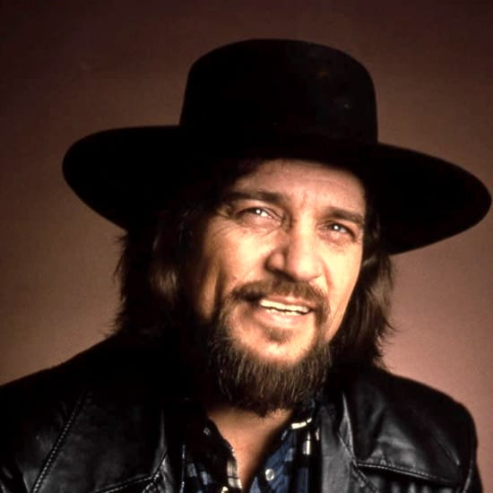 Waylon Jennings MIDIfile Backing Tracks