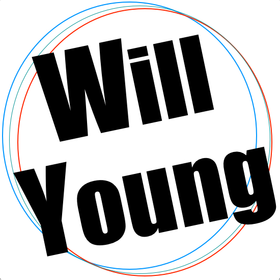 who am i will young midi file backing track karaoke