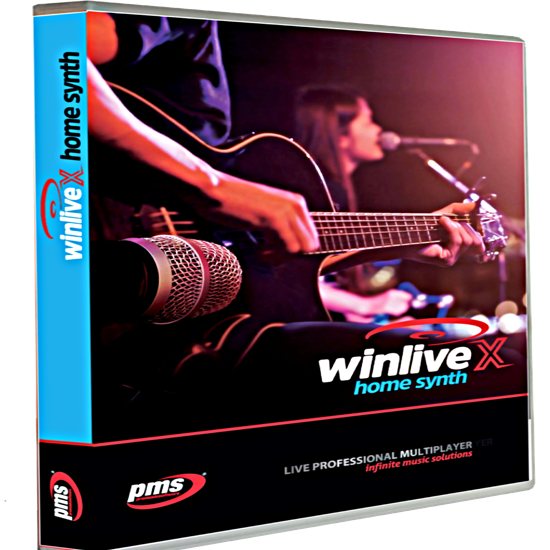 WinLive HOME Synth 10 MAC