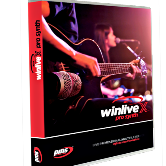 WinLive Pro Synth 10 Windows