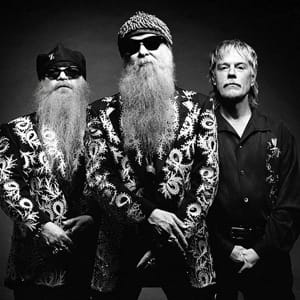Zz Top MIDI files backing tracks karaoke MIDIs